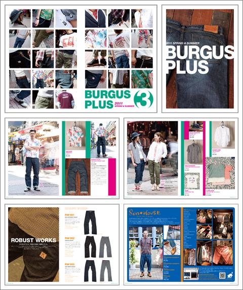 burgus plus 2011s/s